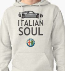 Italian Soul (minus ARoB logo) Pullover Hoodie