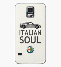 Italian Soul (minus ARoB logo) Case/Skin for Samsung Galaxy