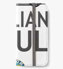 Italian Soul (minus ARoB logo) iPhone Wallet/Case/Skin