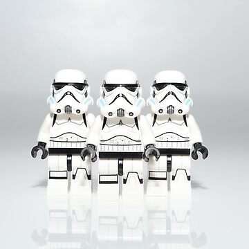 Storm Trooper Line up by EllLang