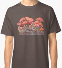 Mushroom Forest Classic T-Shirt