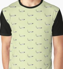Cigarette Graphic T-Shirt