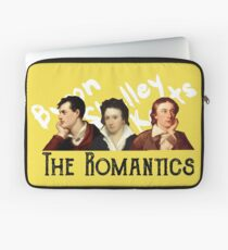 The Romantics in yellow Laptop Sleeve