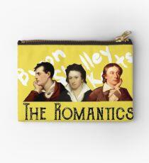 The Romantics in yellow Studio Pouch