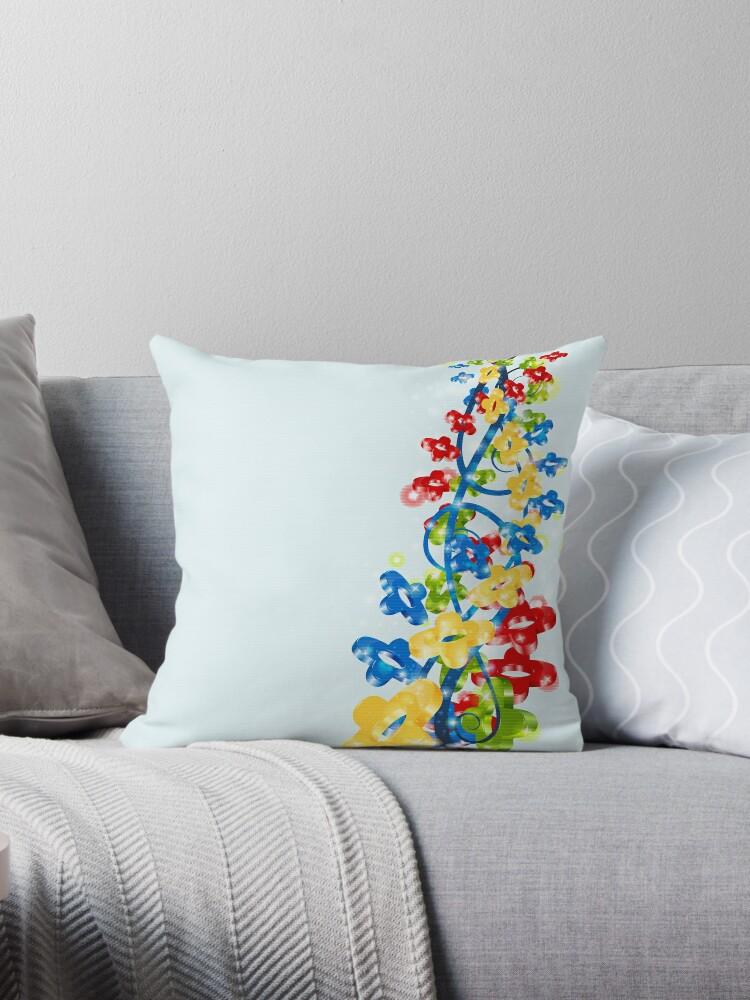 3d Flowers by hmclark