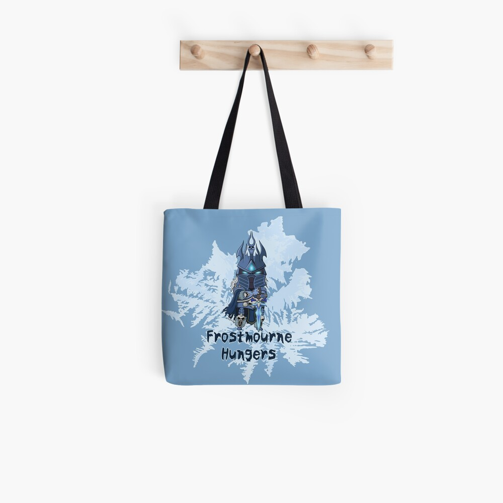 Frostmourne Hungers Tote Bag