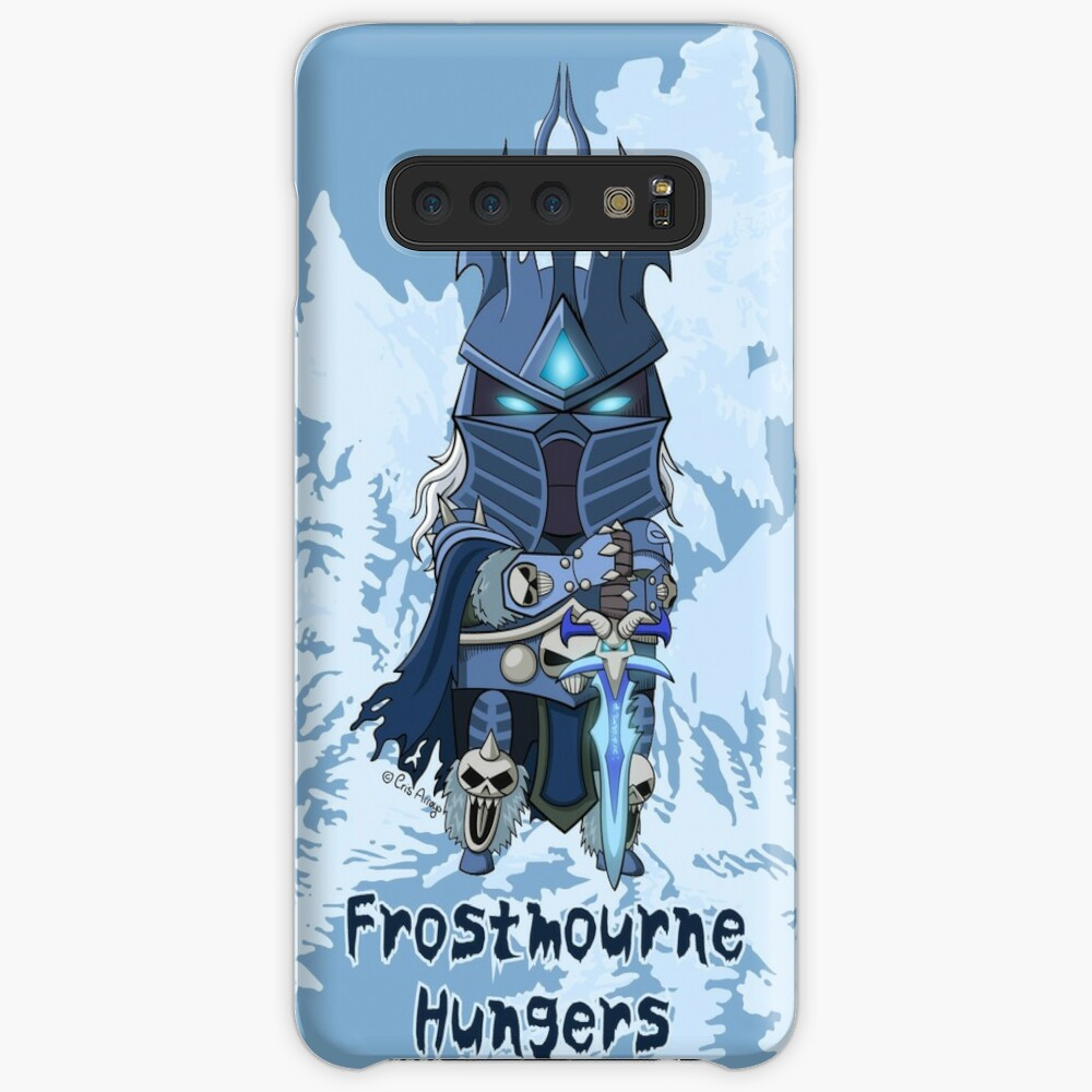 Frostmourne Hungers Case & Skin for Samsung Galaxy
