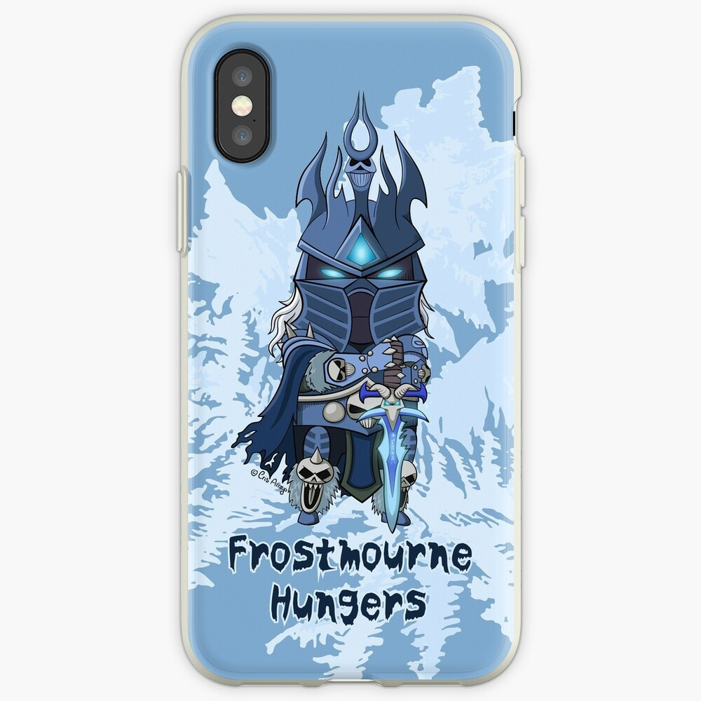 Frostmourne Hungers iPhone Case & Cover