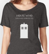 House Who Women's Relaxed Fit T-Shirt
