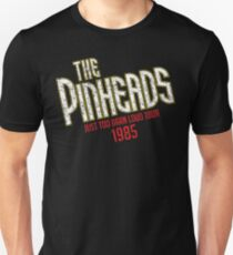 The Pinheads - Just Too Darn Loud Tour 1985 T-Shirt