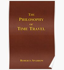 The Philosophy of Time Travel Poster