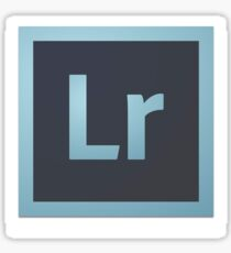 Adobe Lightroom Sticker