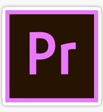 Adobe Premiere Pro Sticker