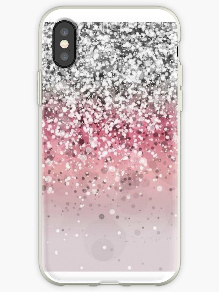Pink Glitter Gradient by CuteN3rd
