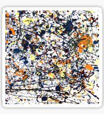 mijumi Pollock Sticker
