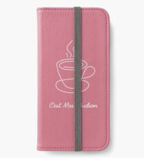 This is Mrs Hudson iPhone Wallet/Case/Skin
