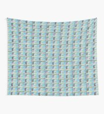 GB Licenses Wall Tapestry