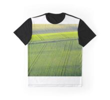 South Downs, Sussex Graphic T-Shirt