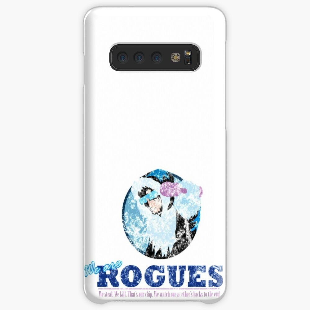 ROGUES: COLD Case & Skin for Samsung Galaxy