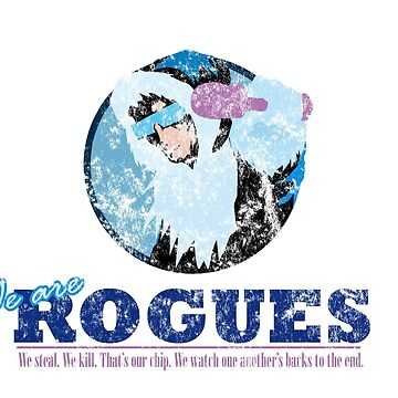ROGUES: COLD by CrowRider