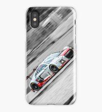 Audi R8 Racing Car iPhone Case/Skin