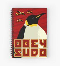 Obey SUDO Spiral Notebook