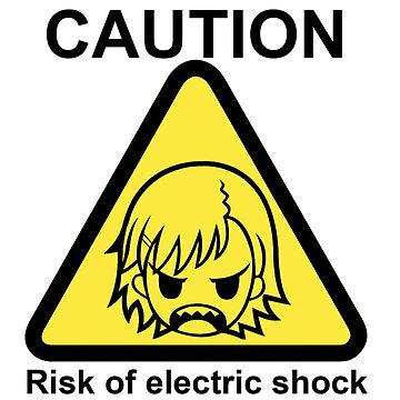 A Certain Scientific Electric Shock by FusionLambda