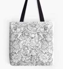 Sweets in Spring Tote Bag