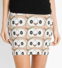 Rowlet (too many) Pokemon shirt Mini Skirt