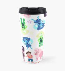 Steven Universe and the Crystal Gems ! Travel Mug