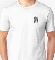 Die netten Leute Unisex T-Shirt
