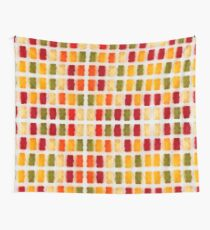 Gummy Bear  Wall Tapestry