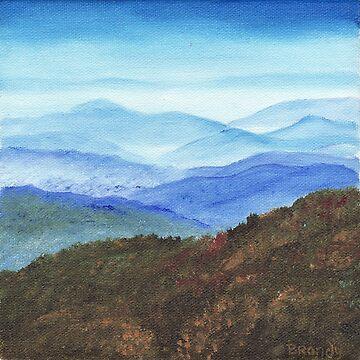 Blue Ridge by BrandyHouse