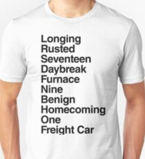 Trigger [black] Unisex T-Shirt