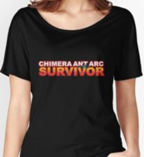 Chimera Ant Arc Survivor Women's Relaxed Fit T-Shirt