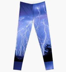 Thunderstorm Leggings