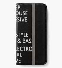 THE EDM ERA iPhone Wallet/Case/Skin