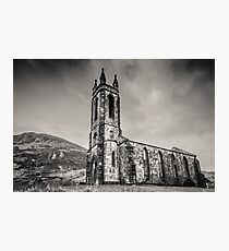 Dunlewey Church of Ireland Photographic Print