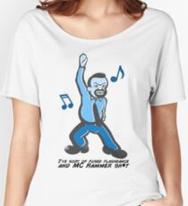 David Brent - The Office - Dance Women's Relaxed Fit T-Shirt