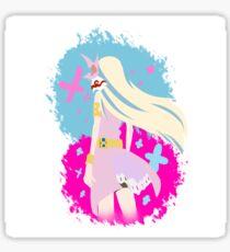 Nia by Neek Sticker