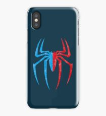 Split Spidey iPhone Case