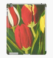 Tulip Time iPad Case/Skin