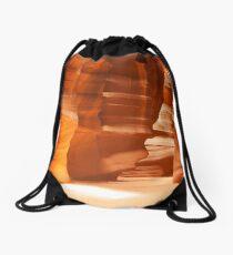 Antelope Canyon  Drawstring Bag