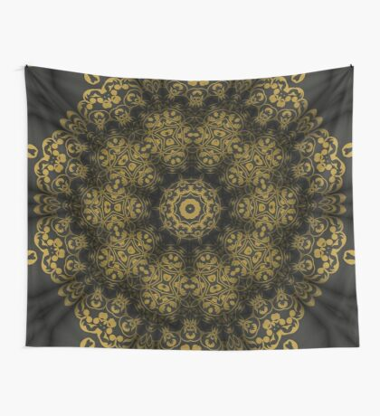 Elegant mandala 1 Wall Tapestry