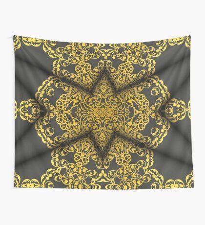 Elegant mandala  2 Wall Tapestry