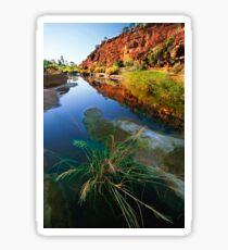 Palm Valley, Central Australia Sticker