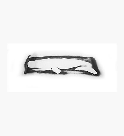 Artifice Whale Photographic Print