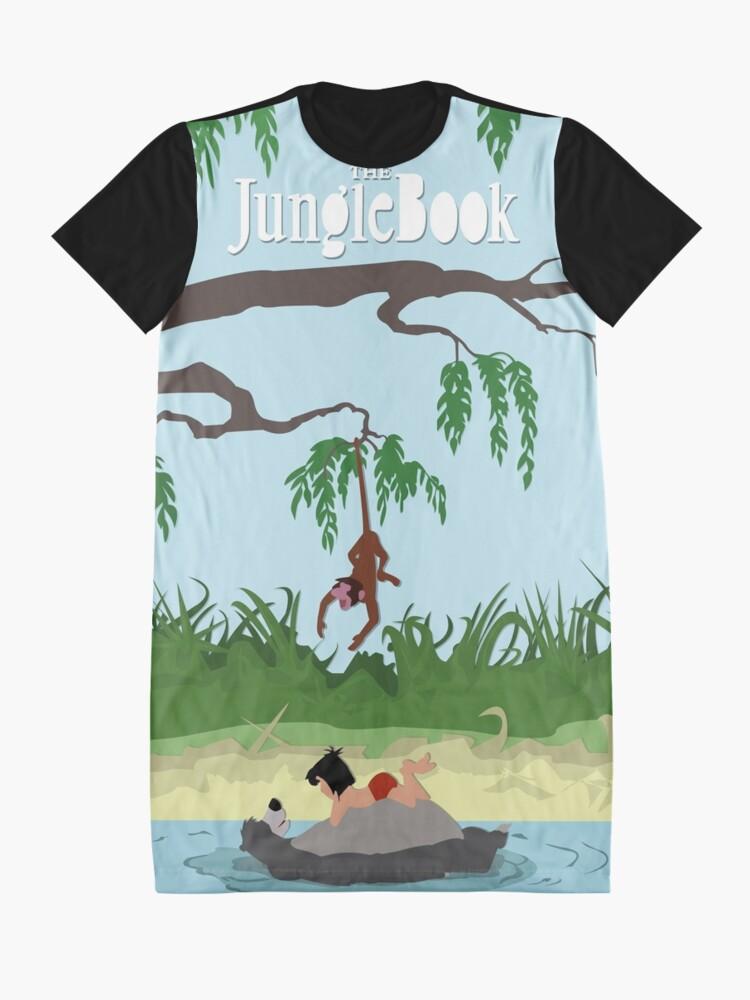 Alternative Ansicht von DSCHUNGELBUCH T-Shirt Kleid