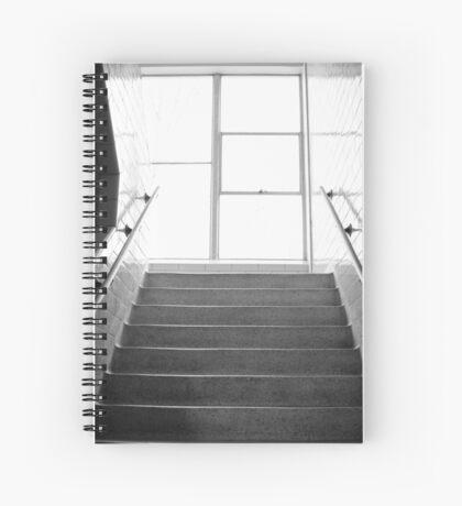 Lit' Case - A Lovers' Encounter Spiral Notebook