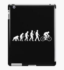 Evolution Of Man Cycling iPad Case/Skin